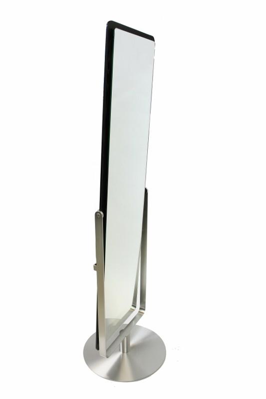 Mirror Standing Full Length Floor Rectangular Frame Tilts