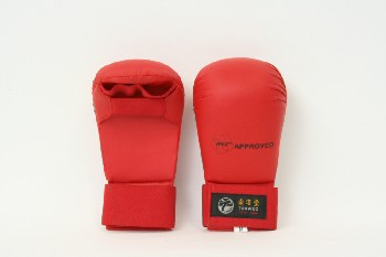 Sport, Martial Arts, PAIR OF KARATE MITTS/GLOVES,