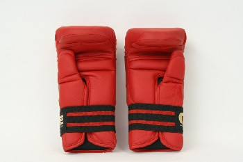 Sport, Martial Arts, PAIR OF SPARRING GLOVES,
